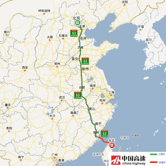 济南去北京自驹�._京台高速是从哪到哪呀?-京台高速是哪儿去哪儿的