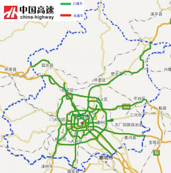 北京高速公路广告